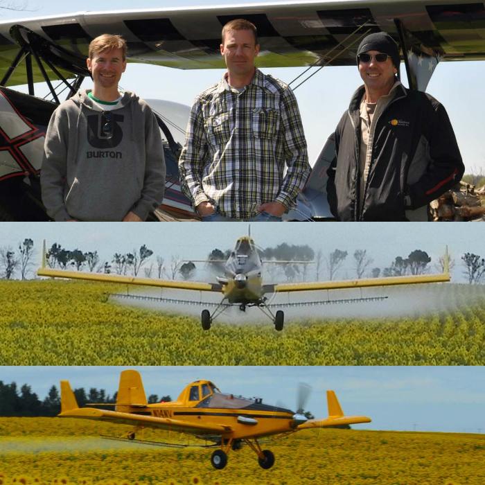 Valley City Crop Spraying